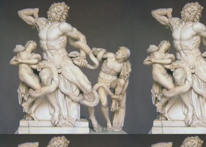 Snakes on a Laocoon