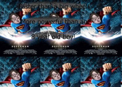 Brian Peppers, super-hero