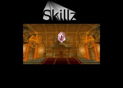 Ganondorf's Mad Organ Skill