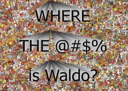 Where the #$@% is Waldo?