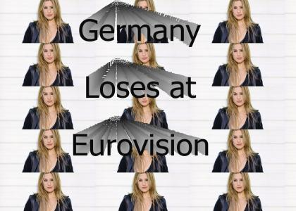 Germany loses at Eurovision