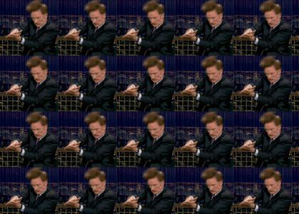 Conan is...FREDDIE MERCURY (Reload please)