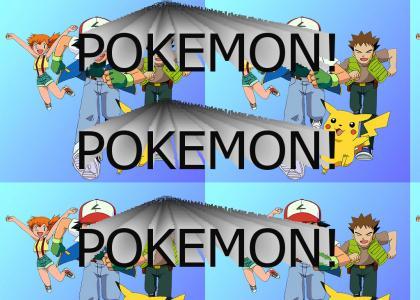 Rage against the Machine: Pokemon!