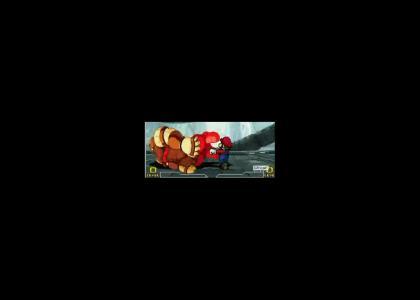 Juggernaut Vs. Mario