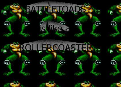 BattleToadstercoaster