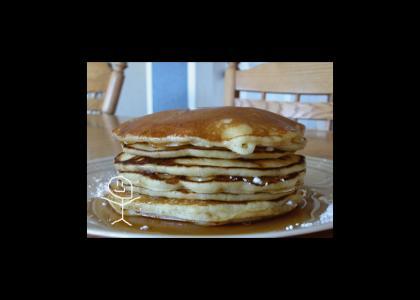 Top of Pancake Mountain