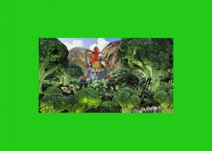 RRRRR: Broccoli World Assault
