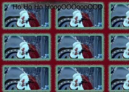 Santa's Christmas Facemelter