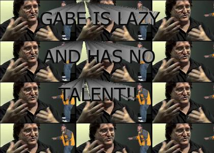 Gabe fails at talent