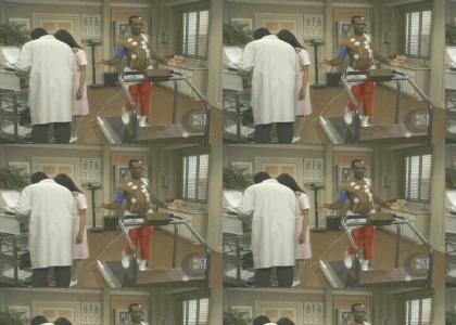 Cosby Treadmill zaza