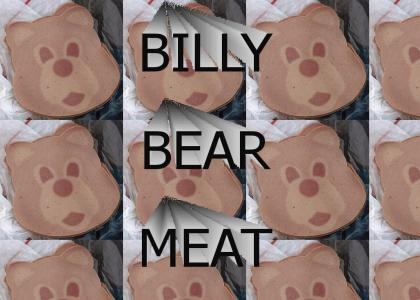 BILLY BEAR MEAT