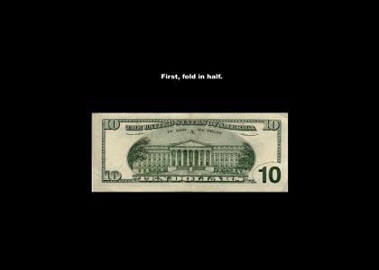 Hidden Secret Found in $10 Bill!