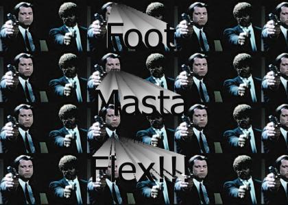Foot Masta Flex