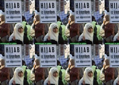 Hijab is YTMND