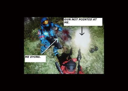 Halo 3 fails