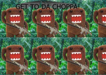 Get to the Choppa Grue