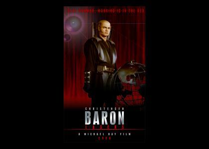 MICHAELBAYTMND: Baron Lasers