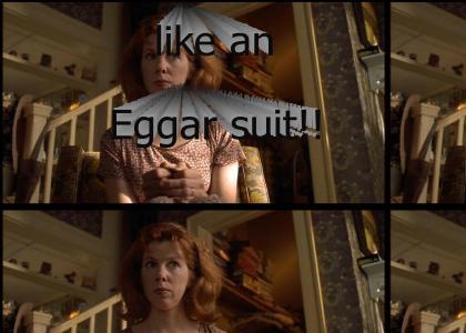 An Edgar Suit!