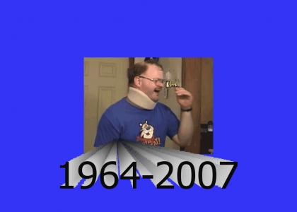 R.I.P Tourettes Guy