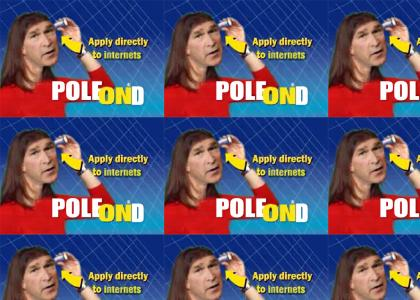 poleONd: Apply Directly to the Internets!