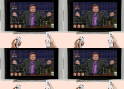 Conan for the Wii, with HUD!  (Audio SHOULD be fixed)