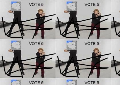 You've been...POLANDSTRUCK!!! (get polandstruck then voter 5)