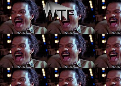 Lando Screams