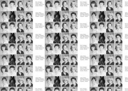 Davey Jones' Yearbook