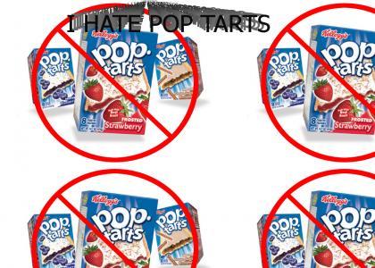 I Hate Pop Tarts