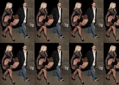 Britney and K-Fed Dance!