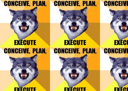 Courage Wolf helps you live an effective life