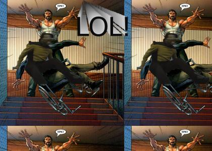 Epic Weakness had one maneuver (VOTE 5!)