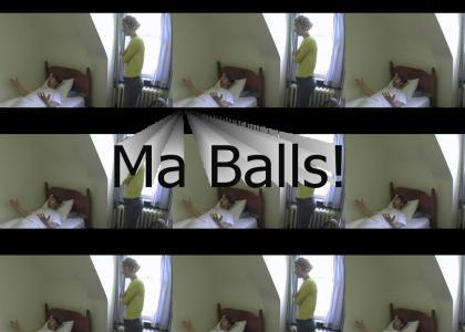 Pure Pwnage - Ma Balls!