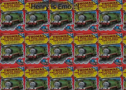 EMO HENRY THE TRAIN