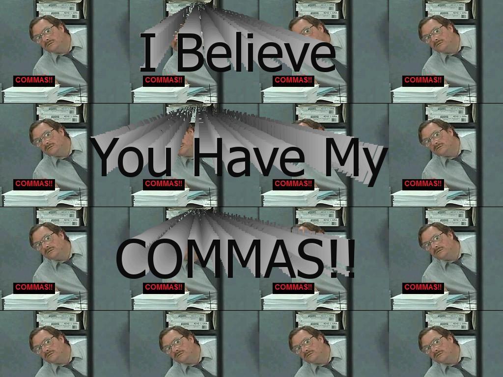 officcommas
