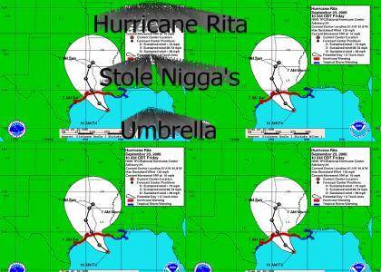 Wacky Blacky Rita Report
