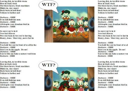 DuckTales in Dutch