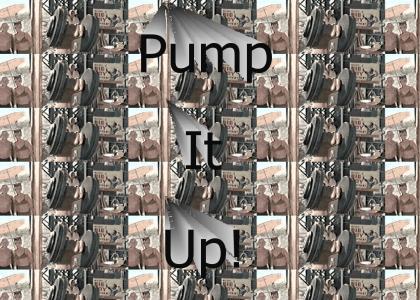 Pump The Iron