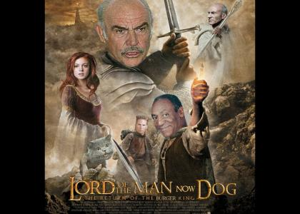 The Lord of the Man Now Dog