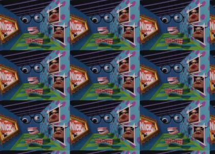 90s Nickelodeon Puppet Bump
