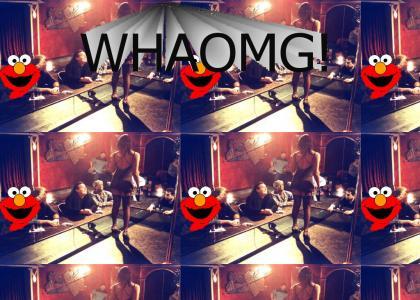 Elmo's Secret Life