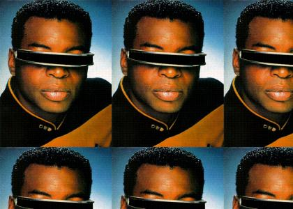 Geordi's Visior is updated by Foundation for Law And Government