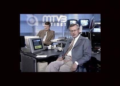 Newscaster has no class