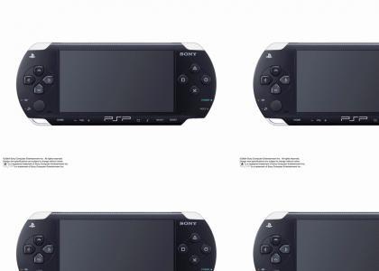 Sony PSP Advert