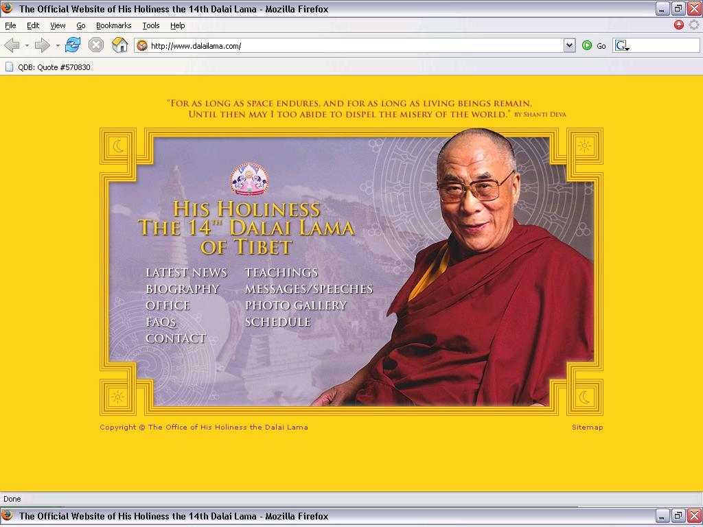 dalailamasite