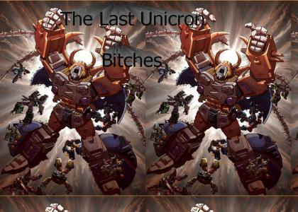 The Last Unicron