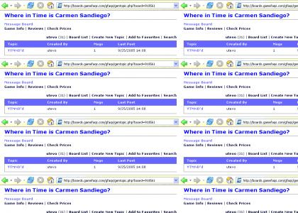 Carmen Sandiego found on GameFaqs