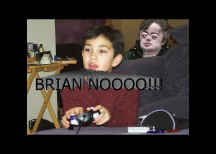 Brian likes video games