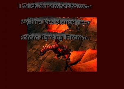 WoW: Firemaw Chant
