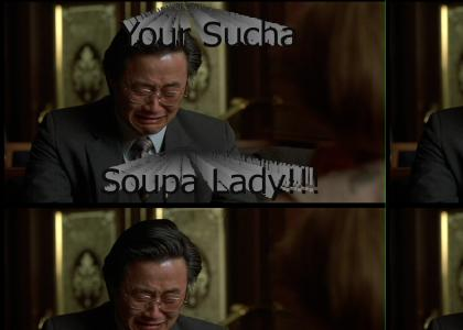 You Sucha Soupa Lady! - Fargo